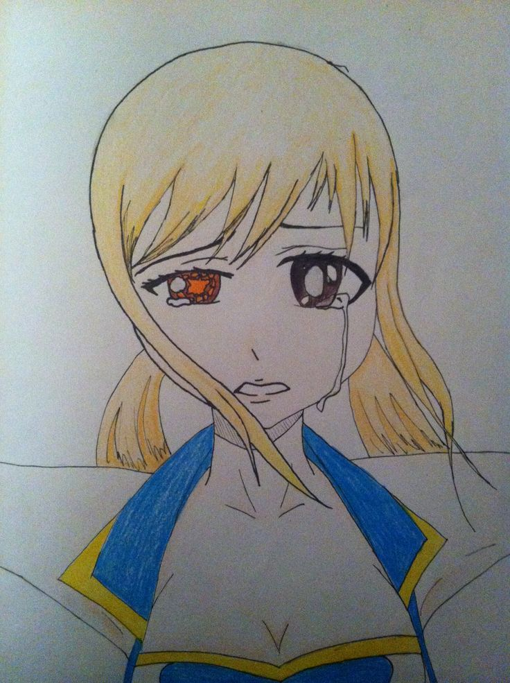 Lucy Fairy tail.