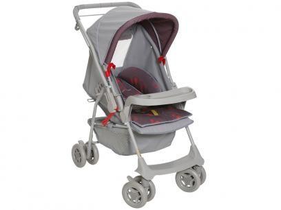 Carrinho de Bebê Berço para Passeio Galzerano - para Crianças até 15kg com as melhores condições você encontra no Magazine Sualojaverde. Confira!