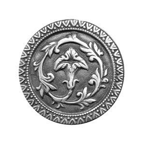 Antique Mold - Lotus Pendant