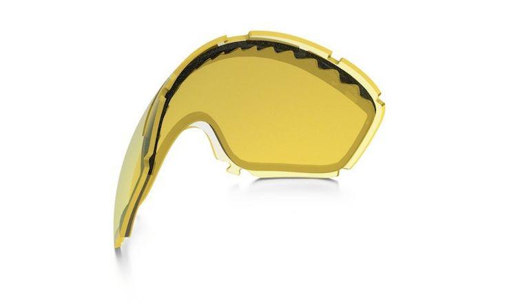 Oakley Repl. Lens Canopy Snow / Fog / Clouds / H.I. Yellow - Ski og utstyr - Utstyr - Produkter