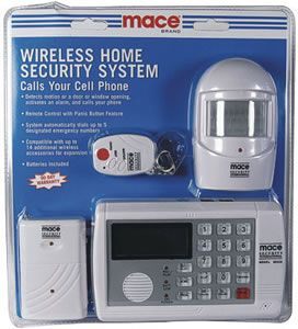 Home Burglar Alarm Systems and Security Services.  http://www.absolutesecuritystore.com/infrared-wireless-alarm.html