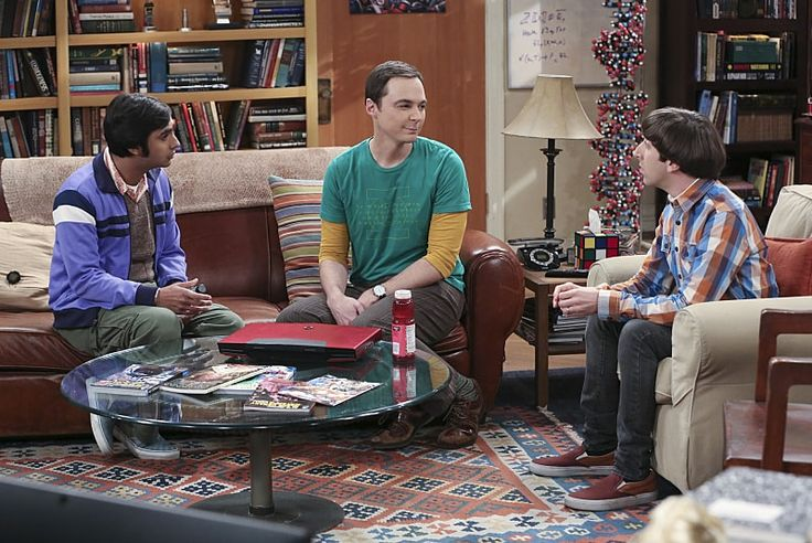 "The Big Bang Theory 9×08, ""The Mystery Date Observation"""