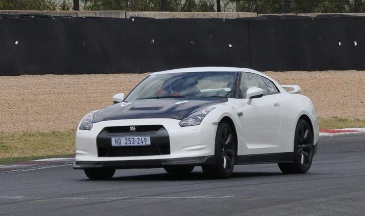 Greg Parton: 2010 Nissan GTR R35