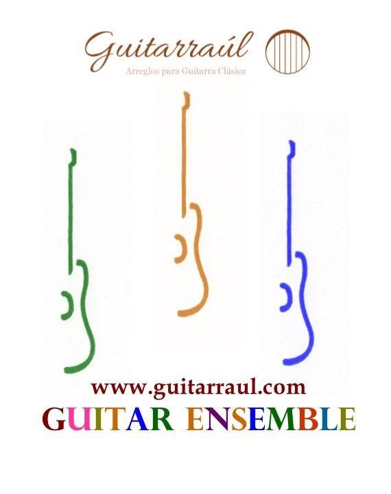 guitar ensemble sheet music pdf