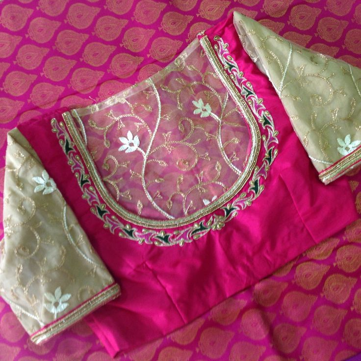 Vadapalani  Best Bridal designer works , new Latest Blouse Designs drop in to Balibridalblousedesigner .book appointment a day before, spent time with the in house Fashion Designer &  we educate you in all New trends in Blouse, finalise , we will bring a life to your Dream Blouse .ping me 9176817735. Vadapalani client Net Blouse Design  -  See more at