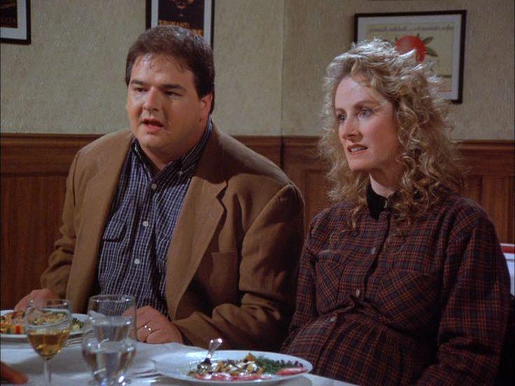 Seinfeld: Season 7, Episode 13 The Seven (1 Feb. 1996)   Shannon Holt,  Ken Hudson Campbell