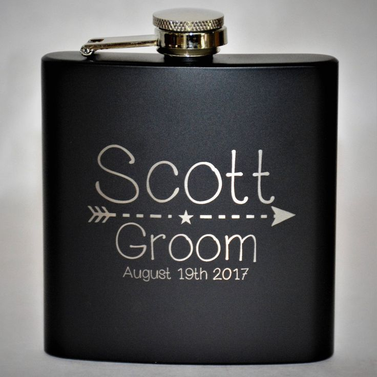 New custom flask design.