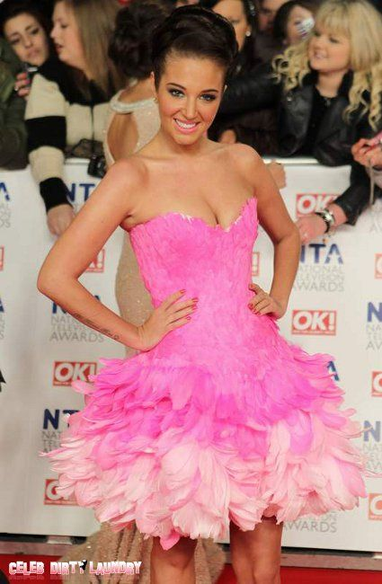 Hot Mess Tulisa Contostavlos Might Not Sing On 'X-Factor' -- watch the video of her latest song here!