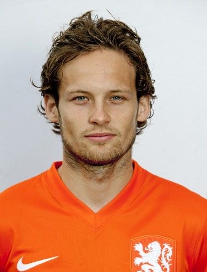 Daley Blind, Netherlands defender