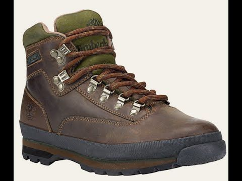 timberland euro hiker safety boots review
