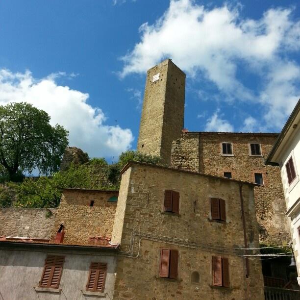 Il borgo di Pereta - Magliano in Toscana