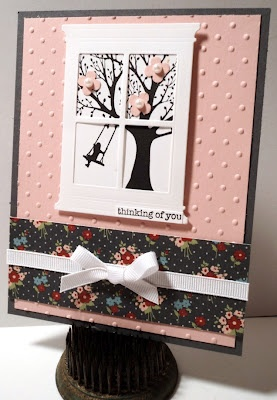 Spring Window: Cards Window Door, Card Windows, Baby Kids Crafts Cards, Cards Window Die, Cards Friendship, Window Cards, Cards Windows