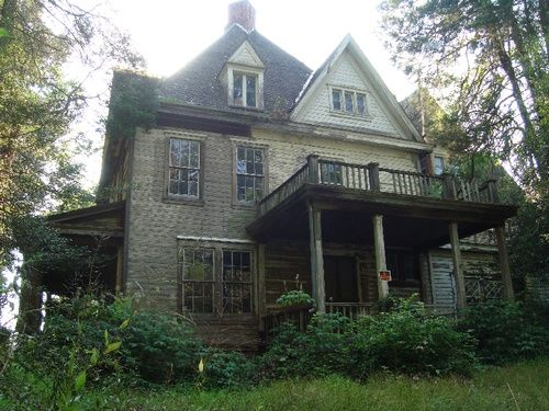 Lonely Abandoned Old House In Maryland Love Ghosts 3