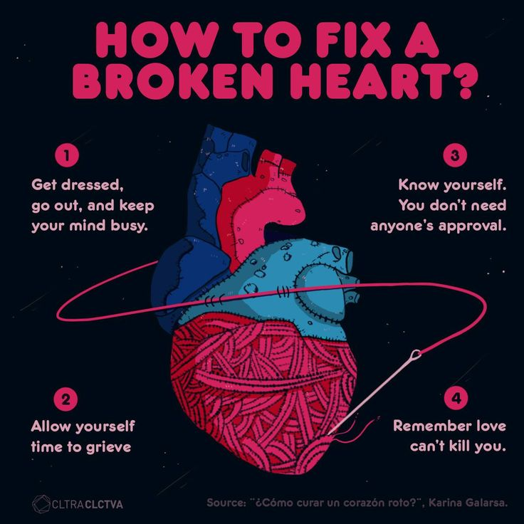 Are you broken-hearted? We can help you!