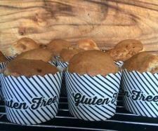 Nadias' Gluten Free Banana & Cinnamon Cupcakes by Thermomix with Nadia