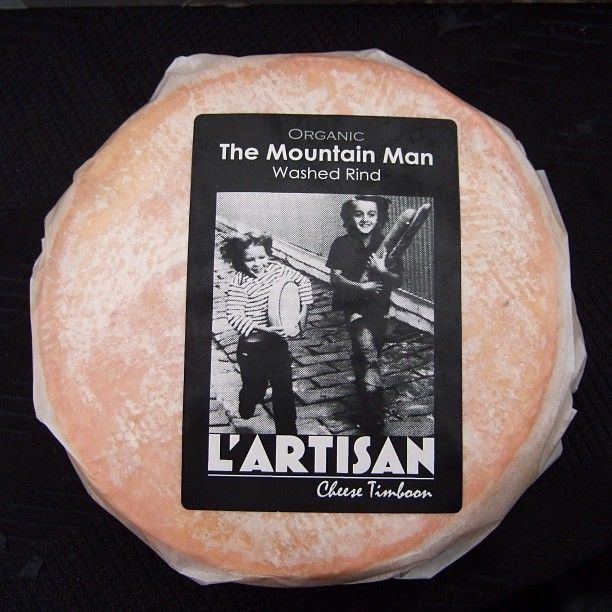 """Tasty Aussie version of Robuchon """"The Mountain Man""""made in Tomboon by L'Artisan #filthygoodfood #Cheese"""