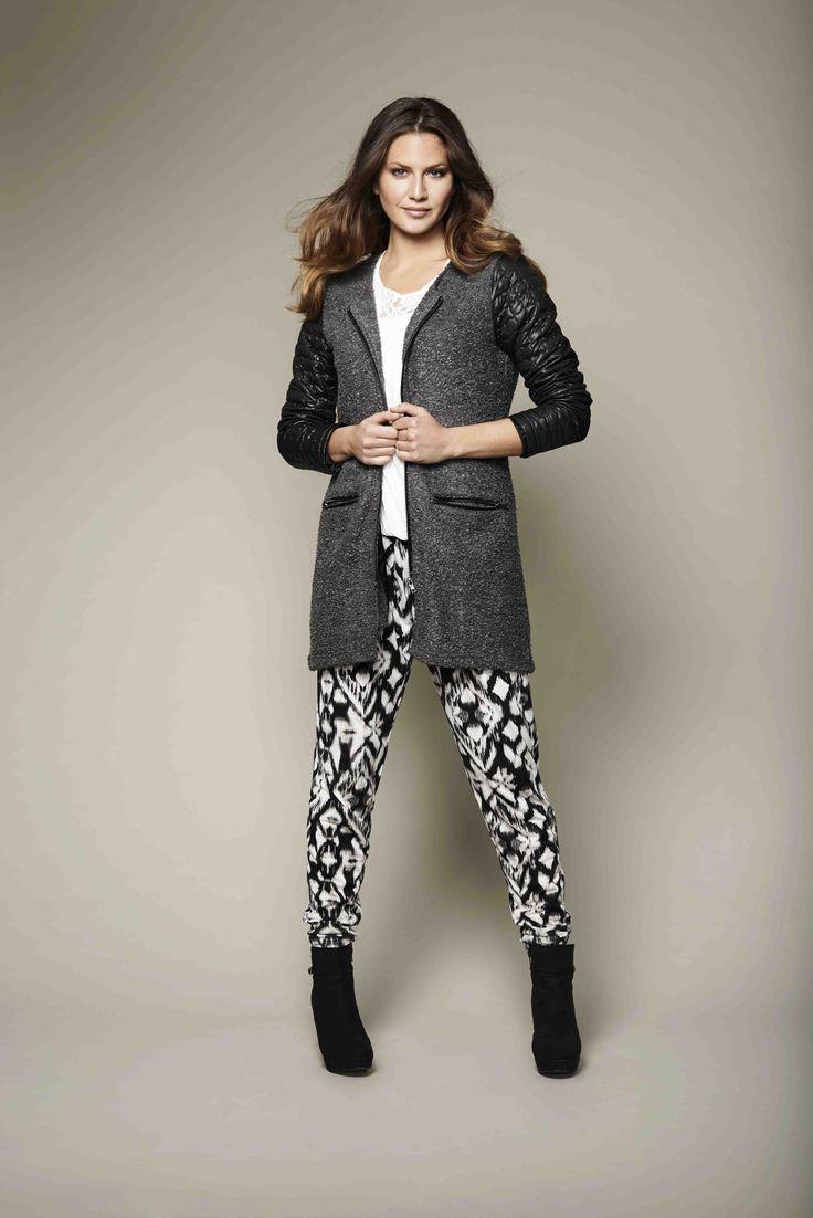 soyaconcept - jacket - cardigan - blouse - shirt - pants