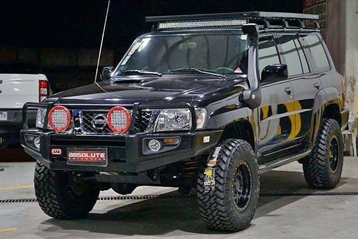 Nissan Patrol Gr Y61ABSOLUTE
