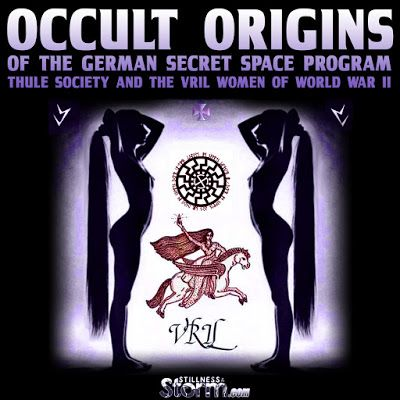 Occult Origins of the German Secret Space Program, Thule Society and the Vril Women of World War II - Repressed History | Stillness in the Storm