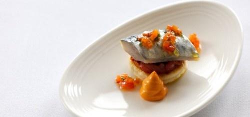 Nathan outlaws restaurant in Cornwall - herring-pepper