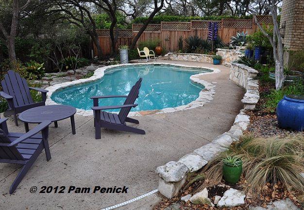 9 Best Unique Pool Decks Images On Pinterest Concrete