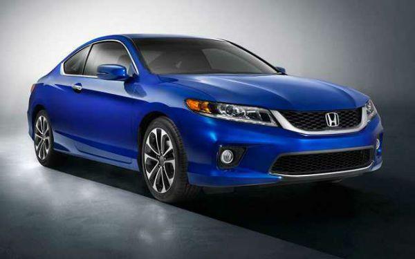 2016 Honda Accord Sport Blue
