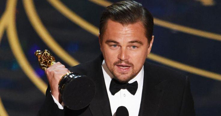 Here's How the Internet Reacted to Leonardo DiCaprio's Oscar Win