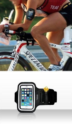 #Iphone5 #SportsArmband, you can take it running, jogging or just a simple walk. If you want to protect your iPhone 5, this is the perfect product for you.