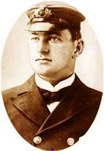 """*HENRY TINGLE WILDE JR.~Henry Tingle Wilde Jr. Titanic's Chief Officer.... wrote a letter to his sister, while serving on Titanic, that said, """"I still don't like this ship. I have a queer feeling about it."""" Because Wilde was off-duty at the time, and because he did not survive the night, his movements during the sinking are largely unknown."""