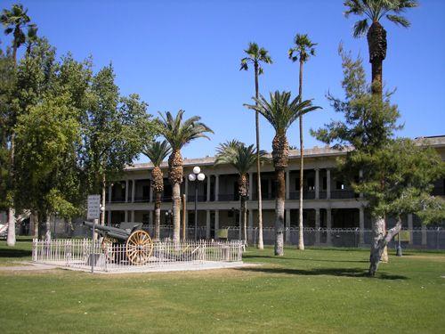 El Garces Harvey Hotel Needles California