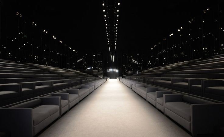 catwalk tour the top womens fashion week venues from aw