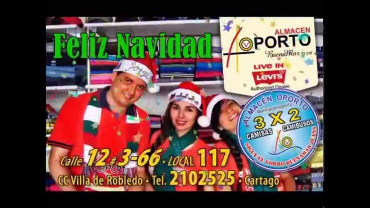 Mágica Navidad Almacén Oporto  #Cartago #Pereira Moda Masculina