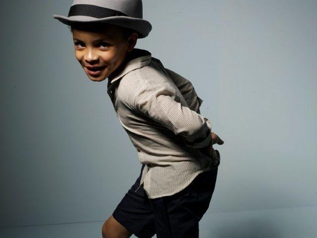 Black Metisse Fashion | Pour plus de bébés qui ont du swag, allez faire un tour par ici . Il ...