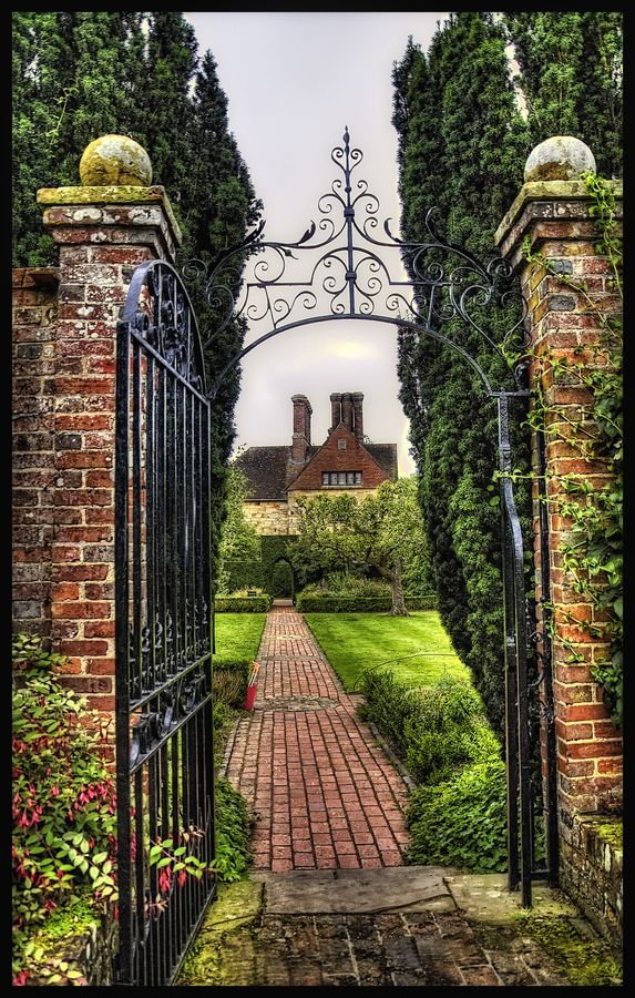 Rudyard Kipling's house 'Batemans' in East Sussex
