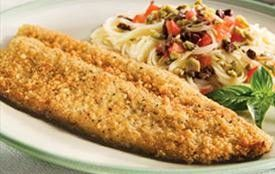 PARMESAN CRUSTED TROUT RECIPE: Take a look at my recipe for making some delicious and flavorful Parmesan Crusted Trout. The parmesan cheese and seasonings added to the panko breadcrumbs create a delicious and crispy crust when the rainbow trout fillet are fried golden brown. Take a look at my below recipe and then give it a try.