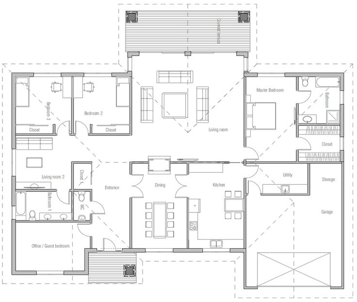 40 best Plans maisons parfaites images on Pinterest Floor plans