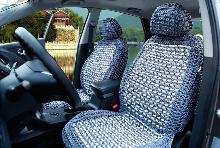 crochet car seat pattern