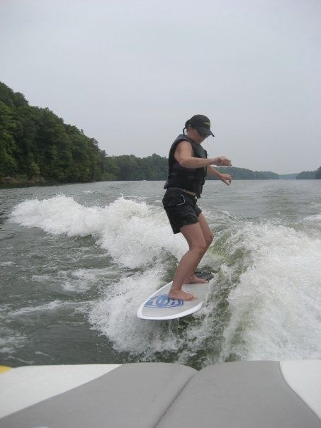 wakeboarding essays A few us woke up around 5am one morning and rented a boat so we could spend  the day wakeboarding this particular morning we were the.