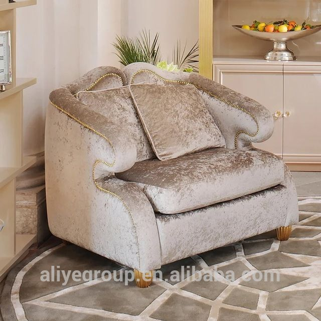 Luxury Wooden Carved Living Room Furniture Sofas And Royal
