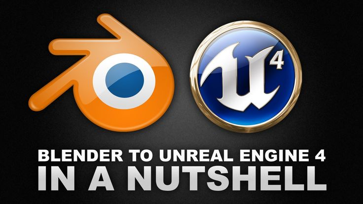 Learn the basics of getting your assets from Blender to Unreal Engine 4 in just 5 minutes! If you run into problems or have questions, please ask in the comm...  https://www.youtube.com/watch?v=aC1_m0VdKIY