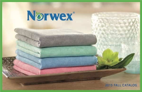 Lots of great gift ideas in the new fall 2015 Norwex catalog!