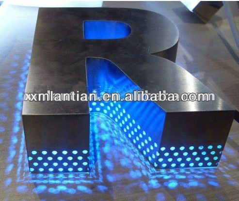 led channel letter sign advertisment product $1~$100