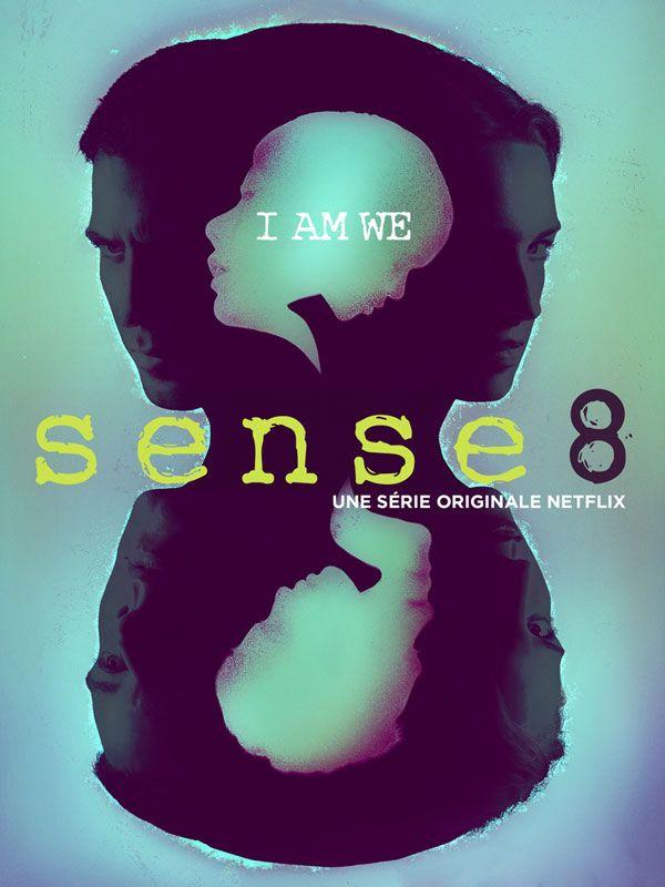 Sense8, uma série criada por Andy Wachowski, Lana Wachowski com Aml Ameen, Doona Bae: Grupos de pessoas ao redor do mundo que estão ligadas mentalmente, e precisam achar uma maneira de sobreviver sendo caçados por aqueles que os veem como uma ameaça para a ordem mundial.