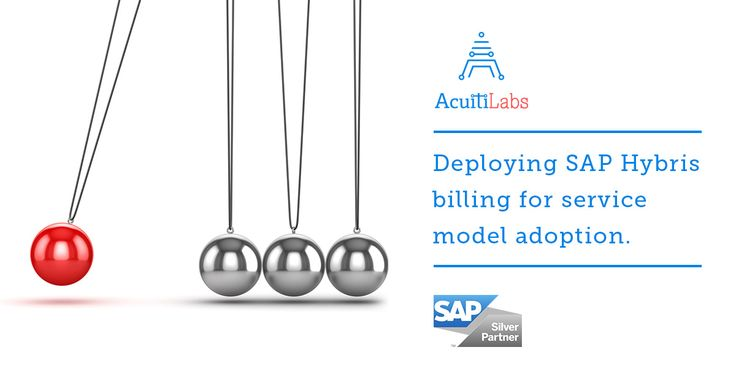 SAP Hybris Billing brings more speed, flexibility, higher volumes of transactions and better integration with existing billing systems. Find out how Acuiti Labs can be the same for you here >> https://acuitilabs.co.uk/hybris-billing/