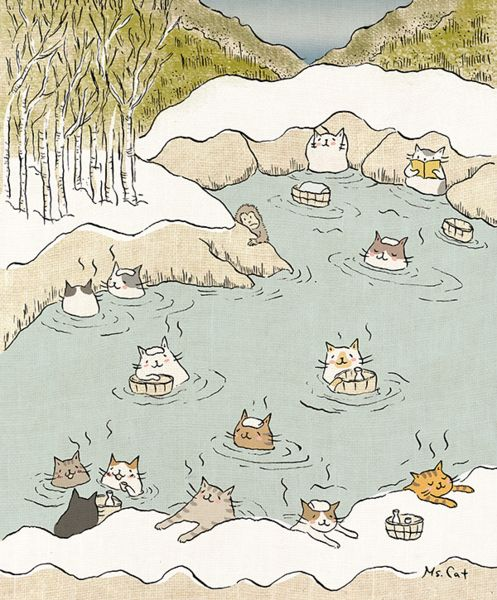 By Miss Kitty. via Ursula Vernon. http://blog.udn.com/wyt1219/article