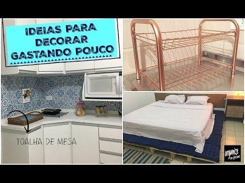 COMO DECORAR A CASA GASTANDO POUCO: IDEIAS DOS SEGUIDORES | Organize sem...