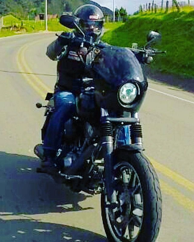 Outlaw Style, Thug Style, California Style, Club Style, Dyna Low Rider