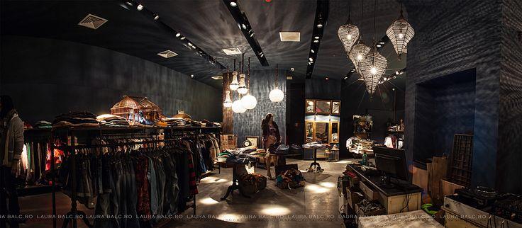 Smuggler concept store @Iulius Mall, Cluj-Napoca
