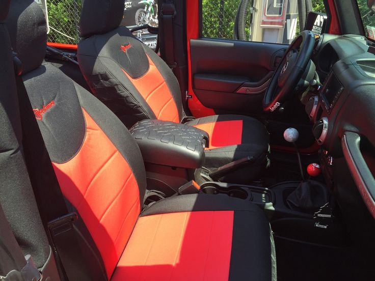 The Huge Trek Armor Seat Cover Thread Page 16 Jeep