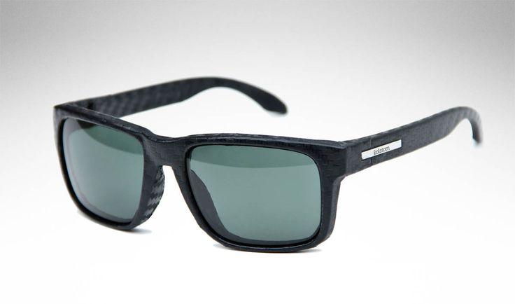 Kolstom Classic Carbon Fiber Sunglasses